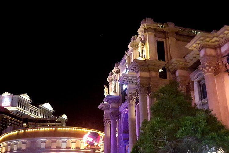 Las Vegas Scenario