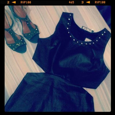 Look da noite! Haha PODEROSA :)) Night Hojetem