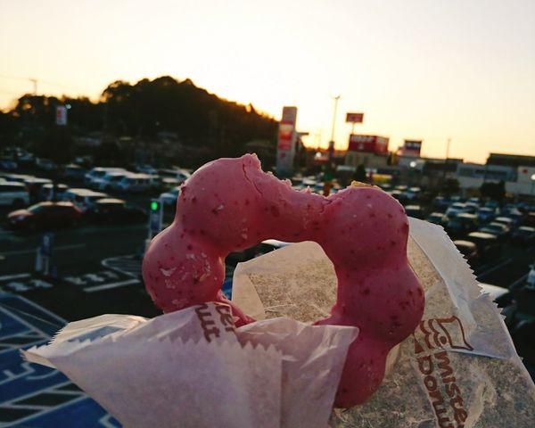 Evening dessert😋 #sweets #evening #donuts First Eyeem Photo