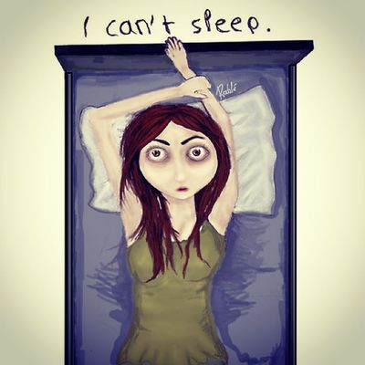 Insomnia attacks ??? 6days now!!!! Cause of Insomnia Stress Depress Hopeless emotionally struggle with chronic feelings