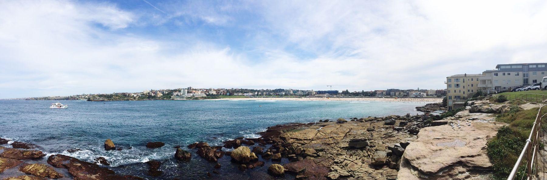 Bondi beach Bondi Beach Sunny☀ Blue Sky Hot