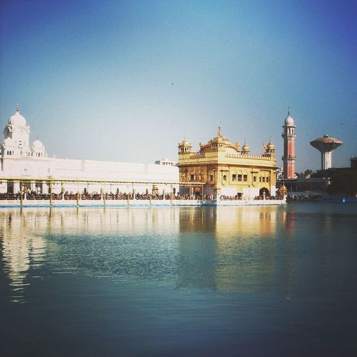 Golden Temple. The Architect - 2014 EyeEm Awards