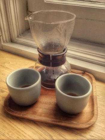 My first NELdrip amazing! This is my next thing to learn Coffee Pourover