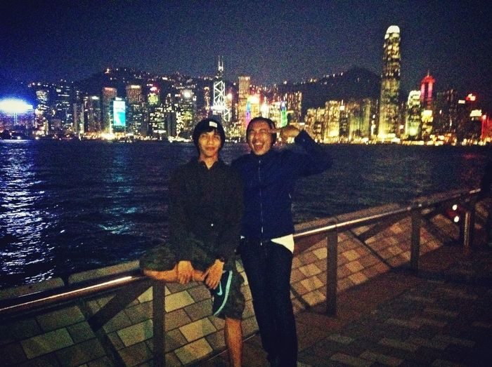 Traveling HongKong Bestfriend