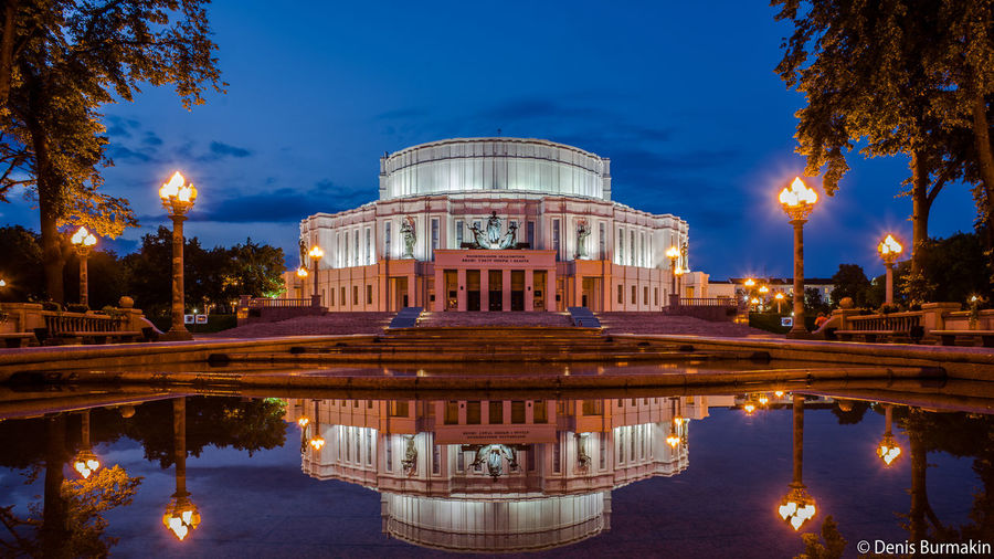 Architecture Minsk Minsk,Belarus PENTAX K-1 DenisBurmakin Full Frame HDR Arhitecture Photography Hdr_Collection Hdrphotography Arhitecture Arhitecture Photography Operahouse Operatheatre Politics And Government City Cityscape Illuminated Reflection Ancient Civilization History Arts Culture And Entertainment Sky Architecture EyeEmNewHere