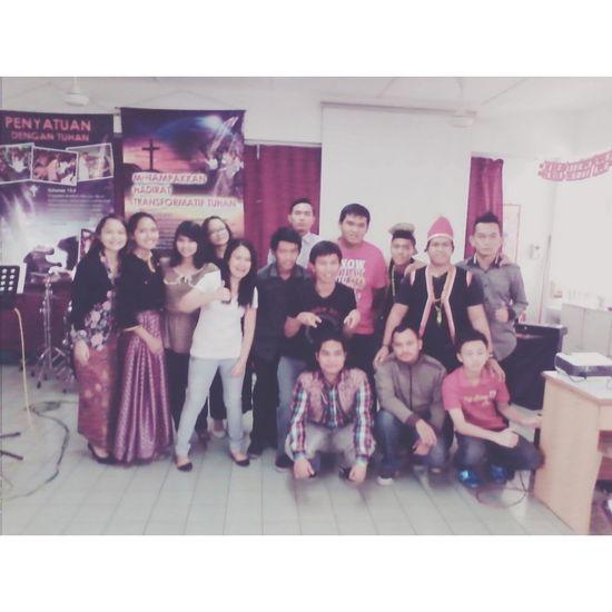 suku-suku bangsa Church Youth Group Withfriends