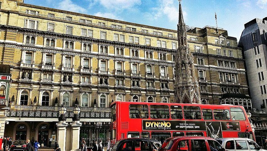 Charing Cross London Bus Street Photography London 2014