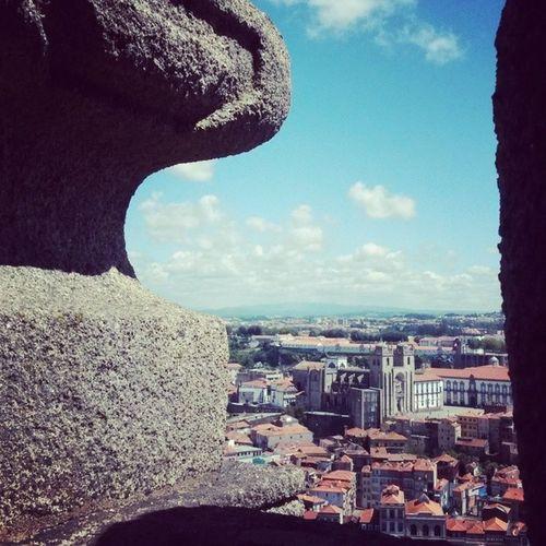 Oporto Porto Portugal Torredosclerigos Bucketlist BeforeThirty :)