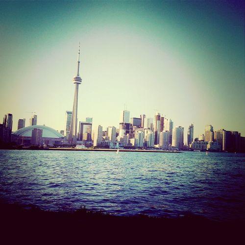 Island view. Summer Lovin' T.O Homebase