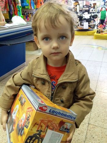 Baby артем Ребенокроссии подарок