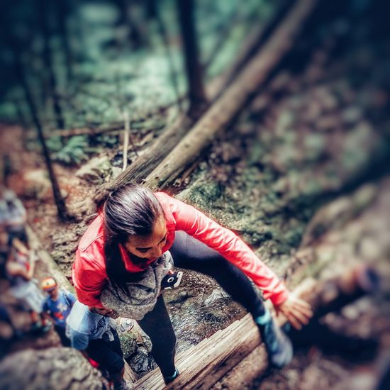 Live For The Story Girl Walking On Path. Forest One Person Outdoors Real People Lifestyles Young Adult Nature Girl On The Path Girl On The Mountain Girl In Nature The Way Forward Leisure Activity Beauty In Nature Climbing Girl Hiking Hikingadventures Hiking Hiking Adventures The Traveler - 2018 EyeEm Awards