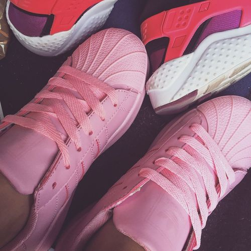 New babyyyy Addiction Sneakers Street Fashion