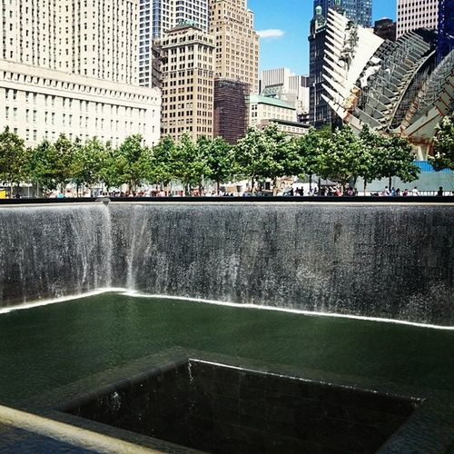 WTC Memorial Freedomtower NYC DClick