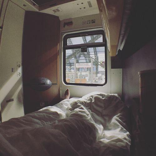 Night train to