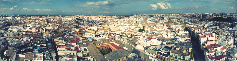 Travel — Skyline Sevilla SPAIN Andalucía #espana
