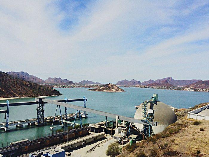 Puerto comercial norteño Guaymas First Eyeem Photo