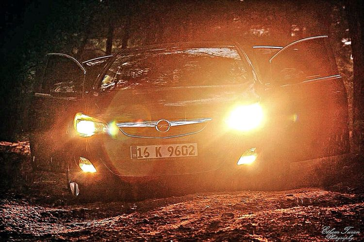 Opel Astra Team 2014 Carphotography
