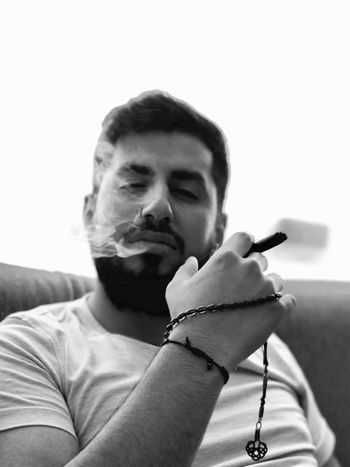 Puro Blackandwhite Smoke Duman Life
