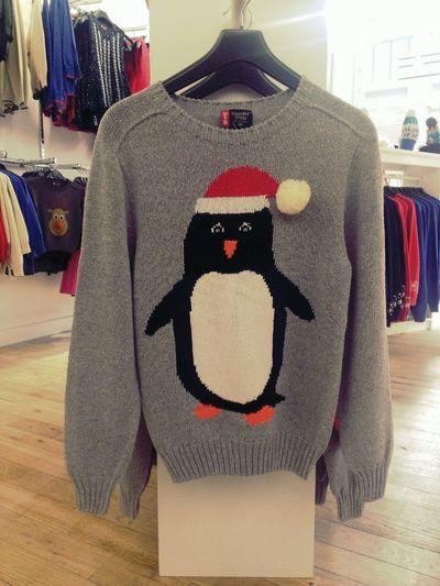 Sweater Shop Christmas Knitwear