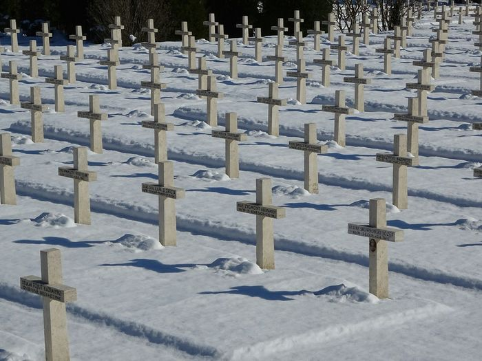 2nd war cemetery Eternal Peace The Human Condition Long Goodbye