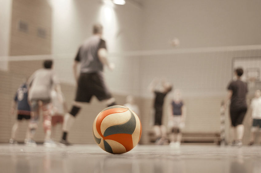Volleyball Volleyball Volleyball❤ Bouquet Funwithfriends Team Gymnasium Sports Hall Fun Sports Fun With Friends Ball Sport Blurred Motion Practicing Indoors  Activity Playing Motion School Gymnasium Taking A Shot - Sport People Competition Team Sport Gym Group Of People Exercising Competitive Sport