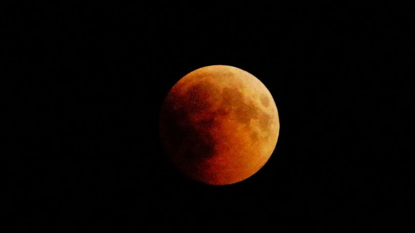 Astronomy Space Black Background Moon Moon Surface Red Close-up Sky Half Moon Planetary Moon Sky Only Moonlight Full Moon Satellite View Solar Eclipse Meteorology Space And Astronomy Solar System Eclipse Crescent Space Exploration Astrology