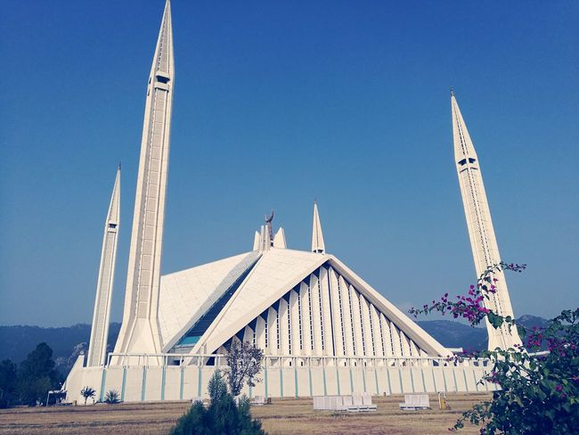 Islamabad Pakistan Mosques Of The World Architecture