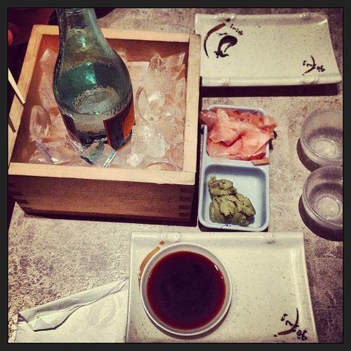 @haydenyacobucci Sushi ❤️