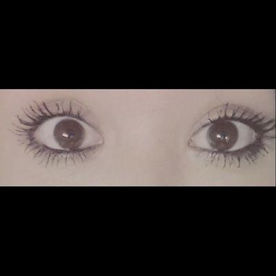 My eyes!! Feio Maisoumenos Cilios