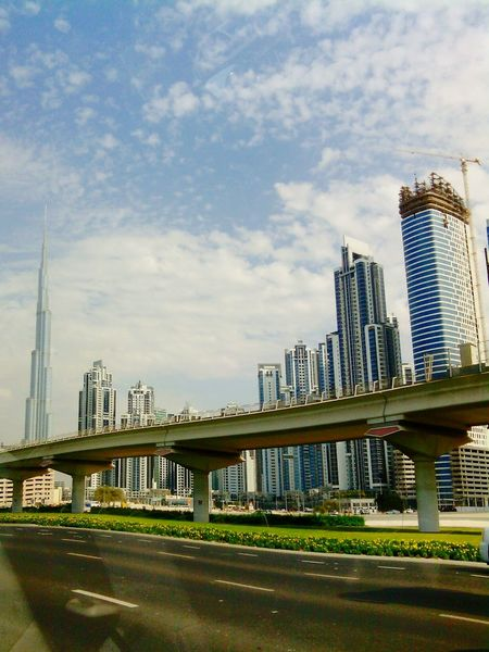 Khalifa Dubai Burjkhalifa Skyline