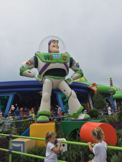 Buzz Lightyear Group Of People Real People Leisure Activity Representation Men Human Representation Women