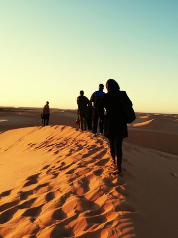 Showcase July First Eyeem Photo 43 Golden Moments Adventure Club Sunset Algerian Sahara Ouargla