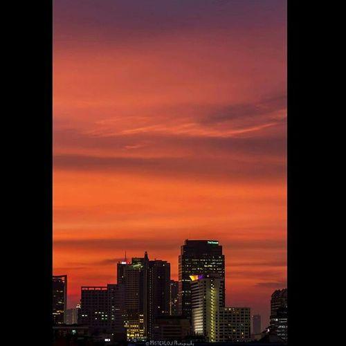Sunset | Momday 21 Sept 2015