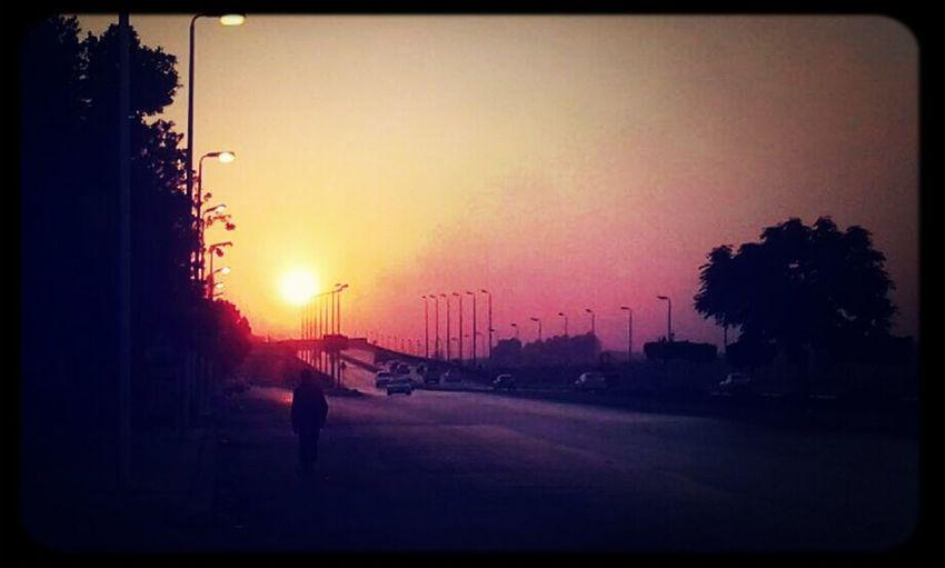 My City At Morning