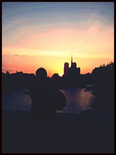 Sunset Paris Je T Aime Paris ❤ ?? París ?? Paris