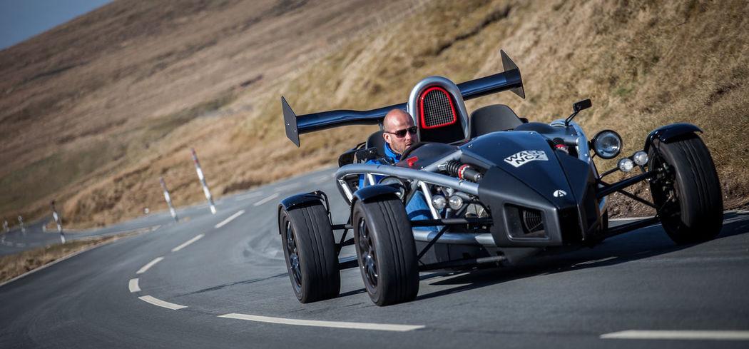 Adrenaline Junkie Ariel Atom Car Fast Motorsport Performance Petrolhead Speed Sportscar