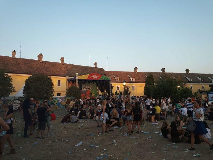 Morning EXIT Festival Reggae Happy People First Eyeem Photo