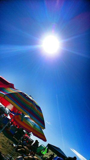 Fuen Atardecer Playeando Color Sol Sony Xperia Z1 Finde The Week Of Eyeem