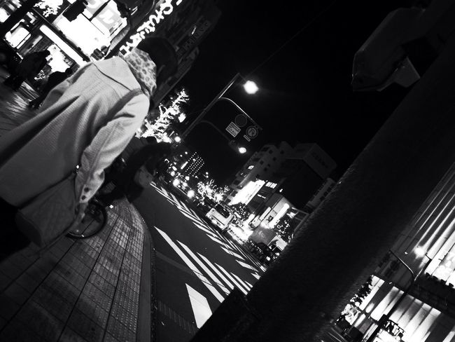 Streetphoto_bw Japan Monochrome Japanese