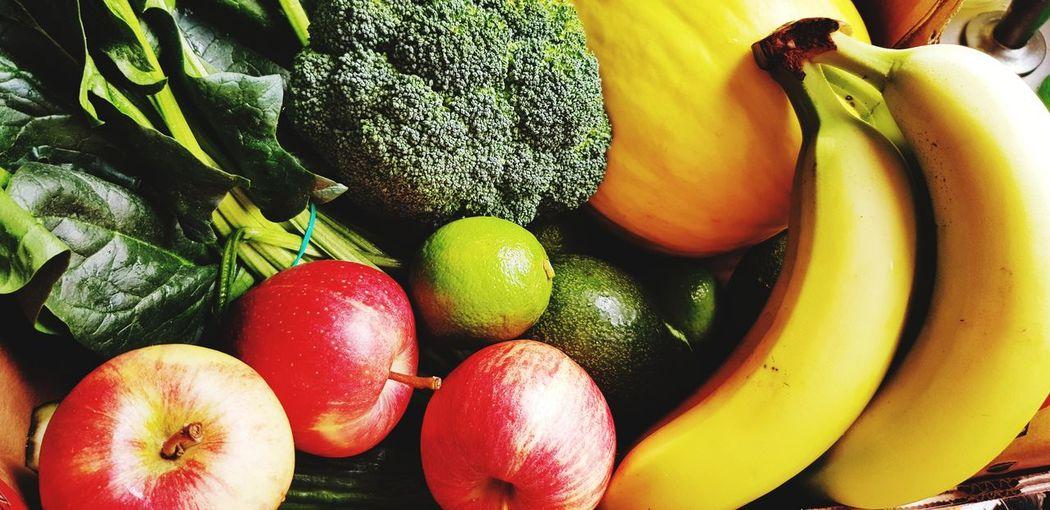 "Fruit and veg"""