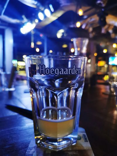 glass, beer,