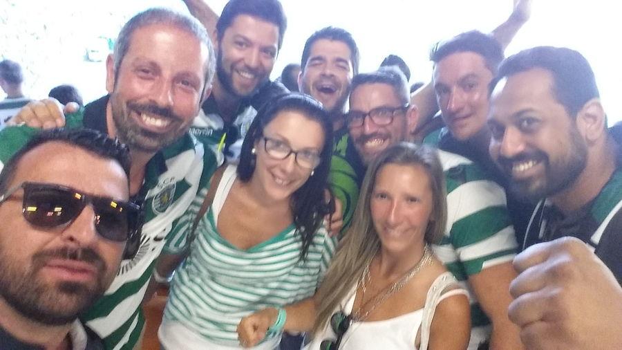 Hoje é Dia De Sporting Voltaracasa ATascafoiabola