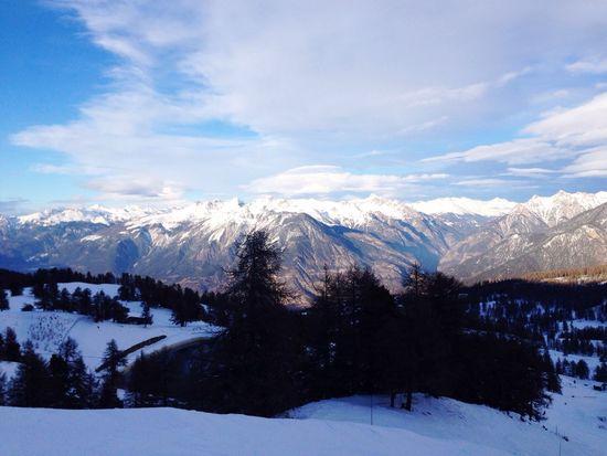 Un samedi au ski Laforetblanche Vars Risoul Skiing
