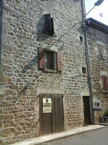 Old Village Ardeche France