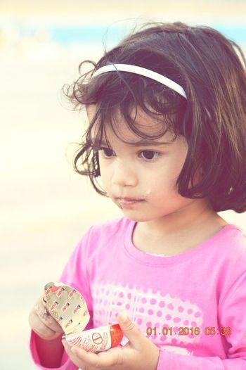 Little Girl Smallpleasures Joy Of Life Hello World Kinderjoysurprise Messy Hair Taking Photos Hi! Smile :) Cheese!