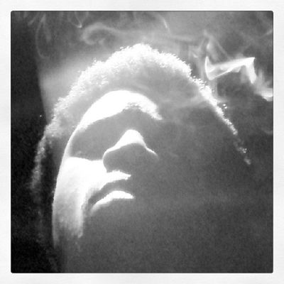 My imitation of the Weeknd