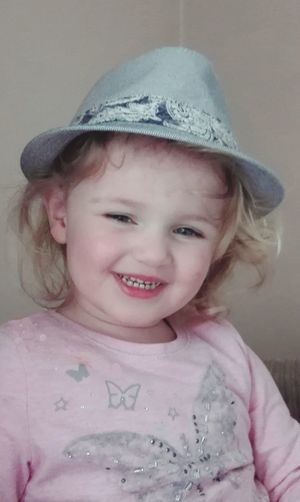 My Beautiful Girl can't have too many pictures of my little girl Found Another One With The Hat Love The Hat Brothers Hat  Suits It Better 😜 So Photogenic Sparkly Butterflies Showcase July 2016 Enjoy The New Normal