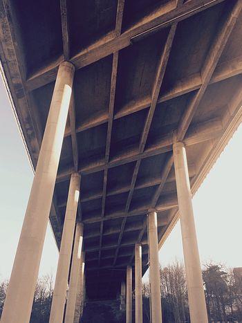 Bridge Beneath Twisted