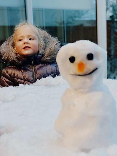 Snow Cold Temperature Cute The Portraitist - 2018 EyeEm Awards