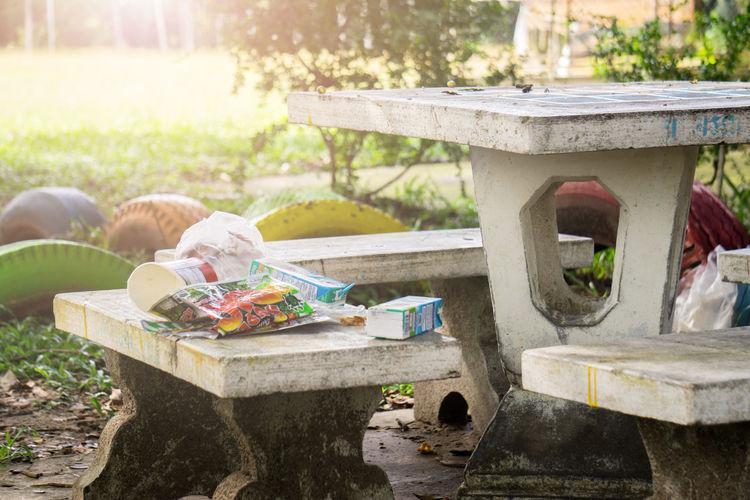 Waste Ecology